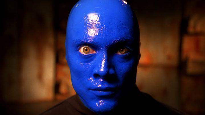 I Blue Man group arrivano per la prima in Italia